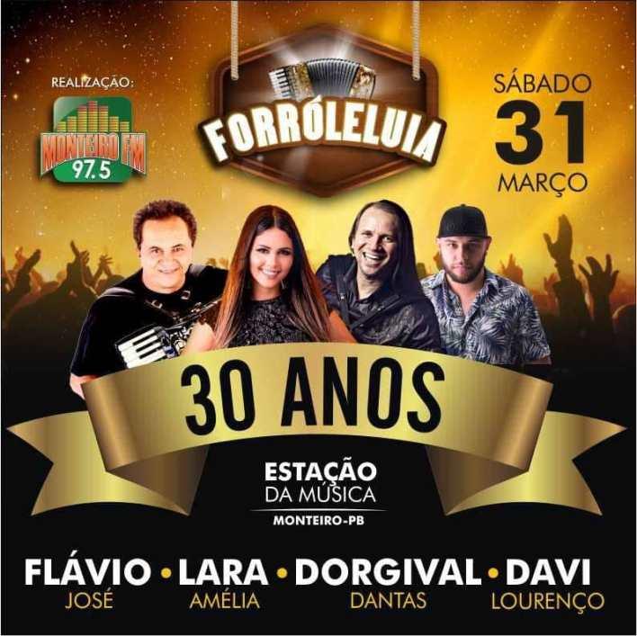forro-leleuia-2018 Forró Leluia completa 30 anos, e prepara programação especial !!!