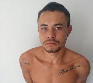 francimario-300x267 Polícia cumpre mandato de prisão em Serra Branca e apreende arma e droga