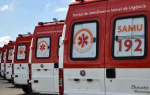 Monteiro e outras cidades do Cariri vão receber ambulâncias para renovar frota do Samu 5