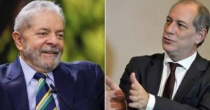 """LULA-E-CIRO-300x158 Lula cita """"relação de amizade"""" e pede para receber Ciro, petistas e líderes estudantis"""