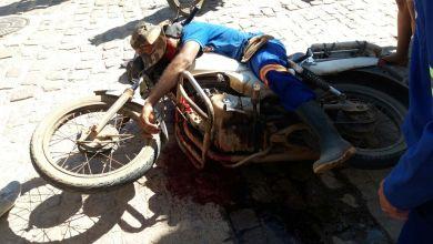 Homem é morto a tiros em frente a Cagepa em Monteiro 3