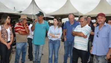 Prefeita Anna Lorena participa de evento no Centro de Comercialização de Monteiro 3