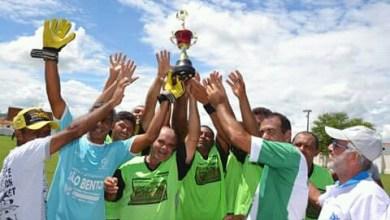 Campeonato de Veteranos tem torneio início com clima de confraternização em Monteiro 3