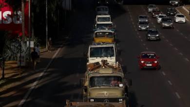 Caminhoneiros mantêm greve à espera de acordo sobre diesel 3