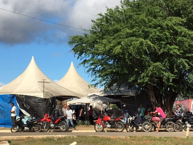 IMG-20180530-WA0096-1024x768 Em Monteiro: Caminhoneiros entram no 10º dia de paralisação contra alta de combustível