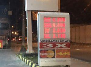 Falta de combustíveis atinge 80% dos postos 6