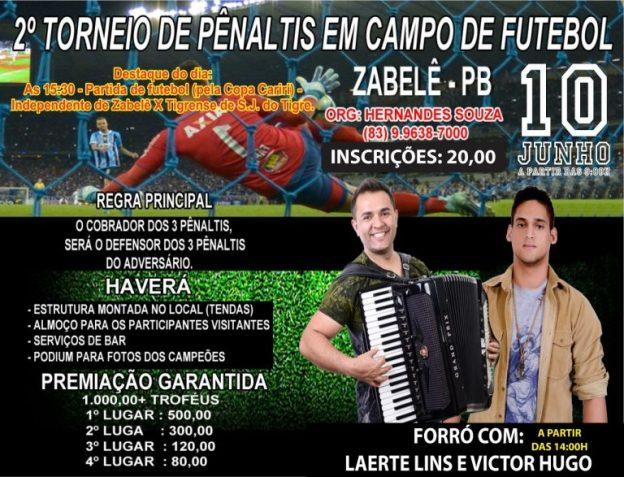 IMG-20180608-WA0167-768x587 Torneio de Pênaltis em Campo de Futebol acontece neste domingo em Zabelê