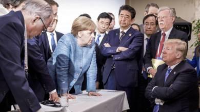 Trump retira apoio de declaração do G7 após o fim do encontro 3
