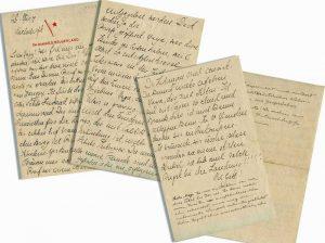 cartinha-300x224 Carta de Albert Einstein durante nazismo é leiloada