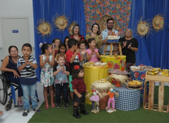 timthumb Festejos juninos são comemorados no CER II e no NAPSE em Monteiro