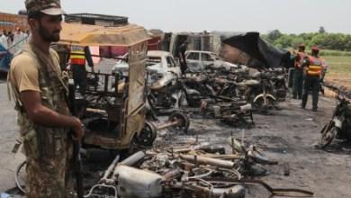 Atentado terrorista deixa 128 pessoas mortas no Paquistão 1