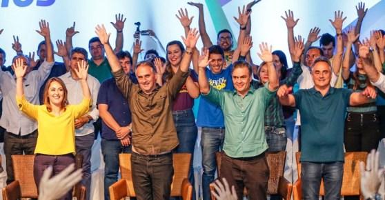 """Reunião-do-PSB-em-Campina-Grande """"A Paraíba que vivemos precisa se conectar com a Paraíba que queremos"""", diz Lucélio em CG"""