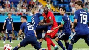 belgica-e-japao-300x169 Bélgica vence Japão e será a adversária do Brasil nas quartas de final