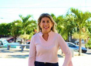 ednace-henrique-300x218 Licença é concedida e Edna Henrique confirma pré-candidatura a Câmara Federal