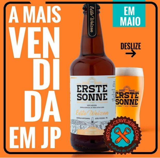 Erste-Sonne-1024x1012 Monteirense inaugura Cervejaria em João Pessoa