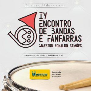 Fanfarra-300x300 IV Encontro de Bandas e Fanfarras promete grande espetáculo em Monteiro