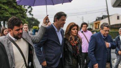 Haddad visita Lula para discutir próximos passos de candidatura 7