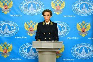 Maria_Zakharova_briefing-300x199 Rússia diz que matou, mata e matará os terroristas na Síria