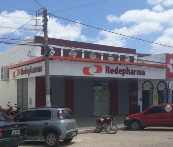 REDEPHARMA-MONTEIRO Rede de farmácia oferece oportunidade de emprego em Monteiro