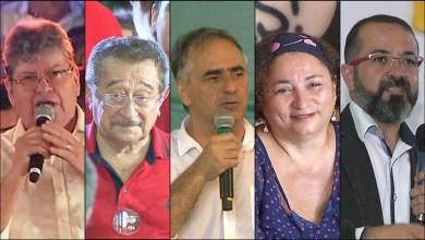 Pesquisa Ibope na Paraíba: João Azevêdo, 32%; Zé Maranhão, 28%; Lucélio, 19% 1