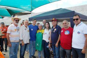 cele-e-vereadores-lorena-300x200 Vereadores e vice prefeito Celecileno participam ativamente de eventos no final de semana