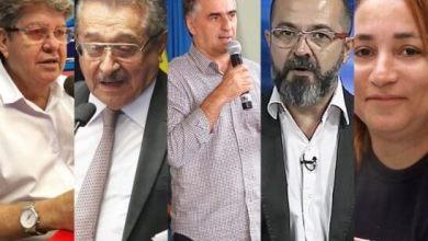 Nova pesquisa aponta Maranhão com 29,8%, João com 23,5% e Lucélio 18,9% 13