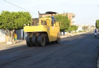 Monteiro ganha nova paisagem com obras de asfaltamento 3