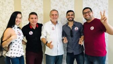 Carlos Batinga recebe apoio de lideranças em Taperoá 9