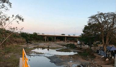 MPF e MPPB vistoriam tomadas de água de Poções e Camalaú 6