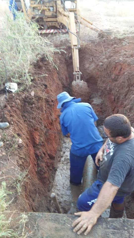 45104181_1089096461259799_6939165062833635328_n Interrupção no fornecimento de água em Monteiro foi causada por atos de vandalismo