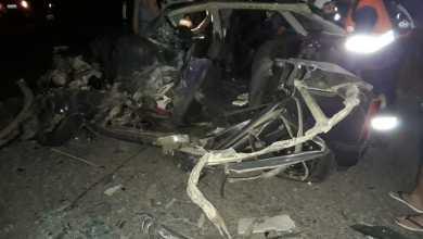 Acidente entre ônibus escolar e carro deixa uma vítima fatal na BR-110 entre as cidades de Monteiro e Sertânia 2