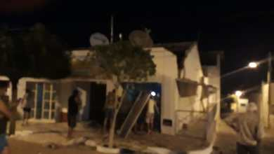 Grupo explode agência do Banco do Bradesco de Camalaú, no Cariri 4
