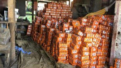 Carga de cerveja roubada avaliada em R$ 90 mil é encontrada em Cabedelo 1