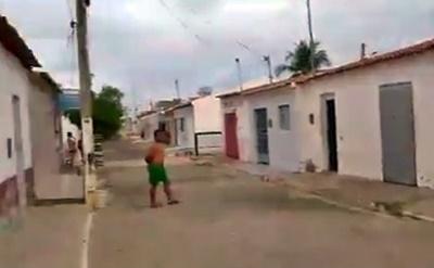 Tiroteios entre gangues rivais apavoram moradores de bairro na cidade de Taperoá 1