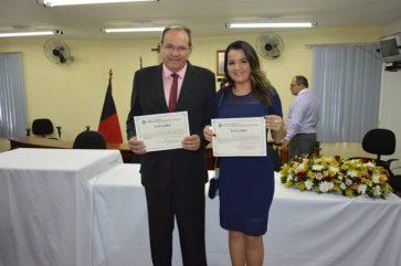 Investigados: MP  investiga prefeito e vice-prefeita de cidade do Cariri 1