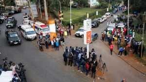 Número de mortos em ataque sobe para 21 no Quênia 6