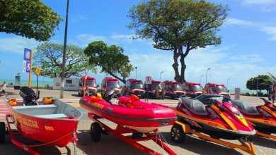 Operação Verão: Capitania intensifica ação na Paraíba até fevereiro 6