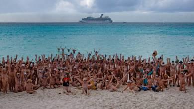 Repórter conta como é o cruzeiro com todo mundo nu pelo Caribe 2