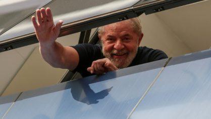 Lula é condenado a 12 anos e 11 meses de prisão por corrupção e lavagem de dinheiro no sítio de Atibaia 1