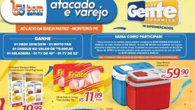 Show de Prêmios no Bom Demais Supermercado Atacado e Varejo 10