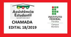 d865fb3b-58e5-4f14-89a3-d131827bac12-1 Inscrições do Programas da Assistência Estudantil 2019.1 do IFPB de Monteiro continuam abertas