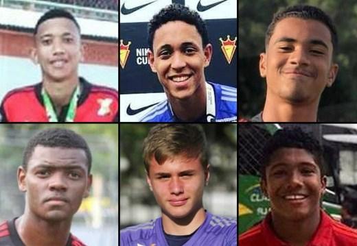 Atletas da base do Flamengo morrem em incêndio no CT Ninho do Urubu 1
