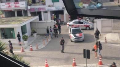 Polícia Militar cerca universidade Facisa em Campina Grande após ameaça de atirador 2