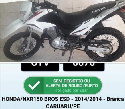 MOTO-ROUBADA-437x380 Homem tem moto tomada de assalto próximo a Rodoviária de Sertânia