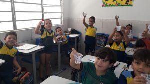Parceria entre Secretarias Municipais informa crianças sobre Aedes Aegypti 7