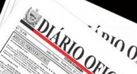 diariooficial-pb Reajuste no salário dos servidores do Estado é publicado no Diário Oficial