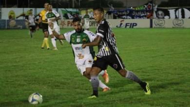 Botafogo-PB vence Nacional de Patos 17
