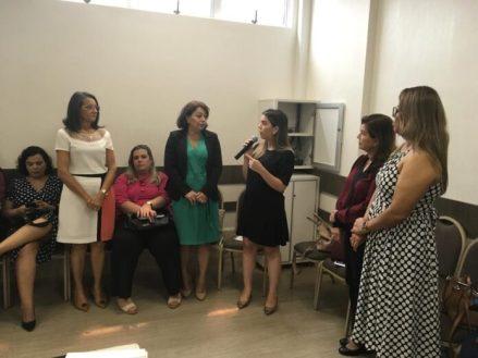 Anna Lorena e prefeitas discutem soluções para casos de feminicídio na PB 1