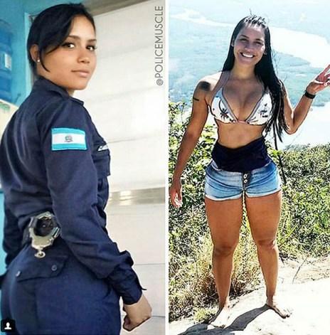 top-20-mulheres-policiais-mais-lindas-do-mundo-17 FOTOS: As TOP's 20 policiais mais belas do Instagram.