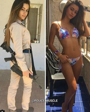 top-20-mulheres-policiais-mais-lindas-do-mundo-9 FOTOS: As TOP's 20 policiais mais belas do Instagram.